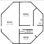 casa hexagonal