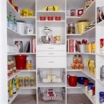 Espacio de almacenaje en las casas nuevas